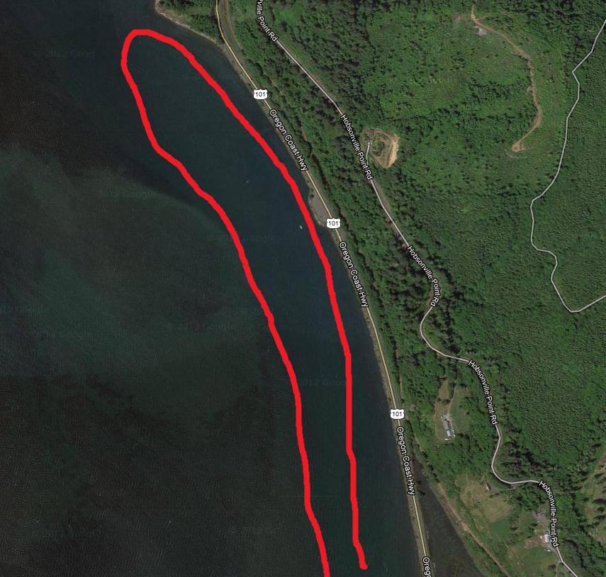 Memaloose point boat launch tillamook county parks for Nehalem river fishing