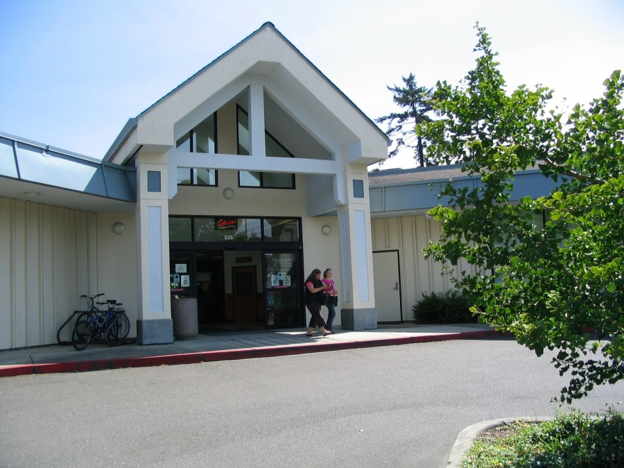 oregon coast libraries