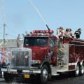 Rockaway Beach fire truck