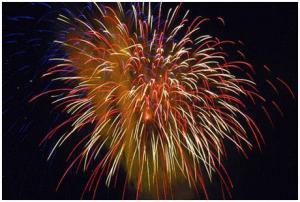 coast fireworks